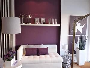 Wände Gestalten Wohnzimmer : wohnzimmer w nde farblich gestalten ~ Lizthompson.info Haus und Dekorationen