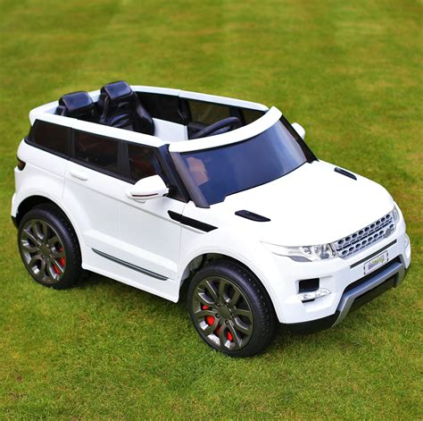 ride on car maxi range rover hse sport style 12v electric battery ride