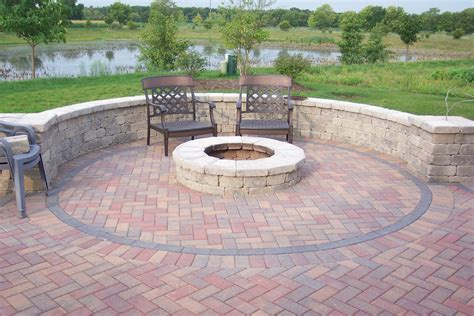 pits designs landscapes insider brick fire pit design ideas garden landscape