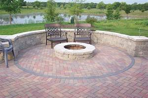 some brilliant brick fire pit ideas for your home With 3 brilliant fire pit ideas for your house