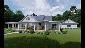 Architectural Designs Modern Farmhouse Plan 16901WG ...