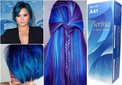 Does Permanent Blue Hair Dye Exist