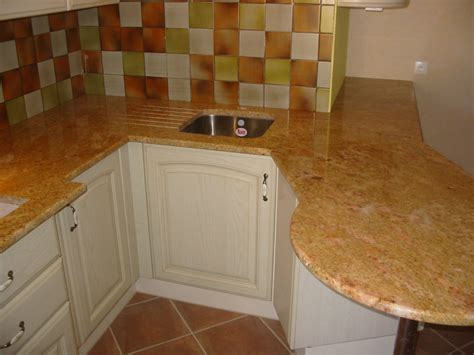 plan de travail cuisine granit plan de travail granit quartz silestone dekton