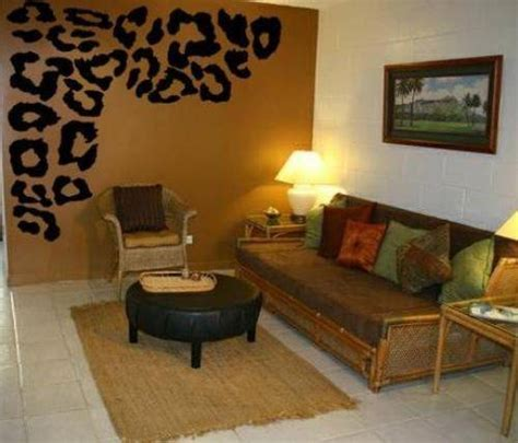 Cheetah Print Room Accessories by Cheetah Print Bedroom Theme Home Decor Interior Exterior