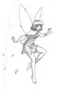 How to Draw Fairy Drawing