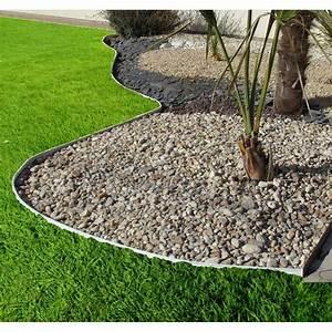 Bordure De Jardin : kit clairage led pour bordures de jardin en aluminium ~ Melissatoandfro.com Idées de Décoration