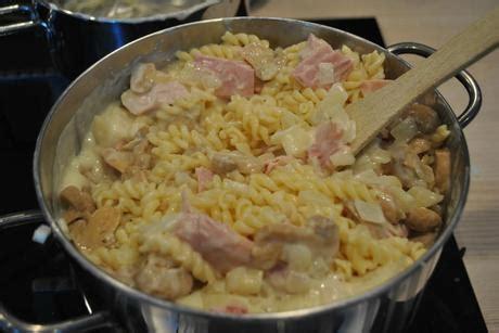 gratin de p 226 tes jambon fromage paperblog