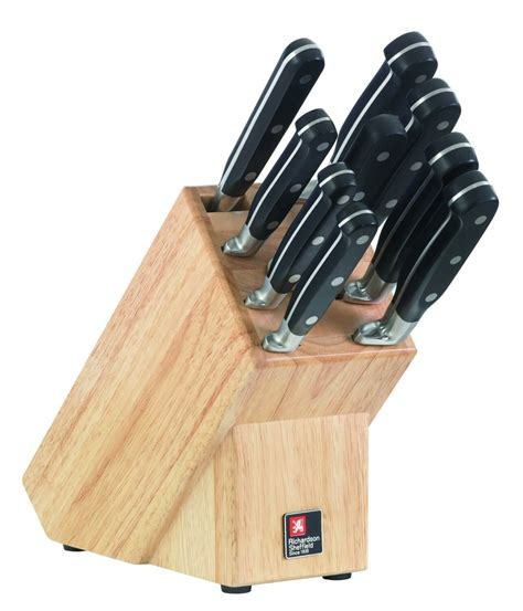 sabatier sheffield knife richardson piece knives block kitchen stainless steel reviewed amazon