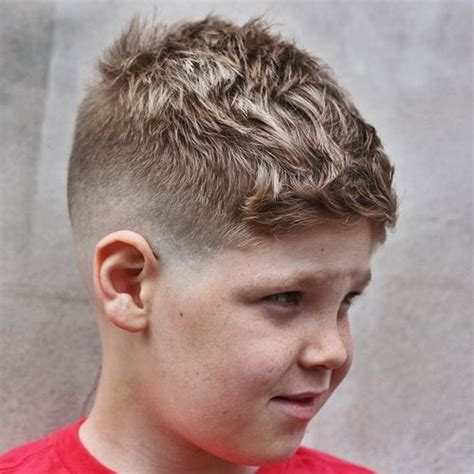 Boys Hairstyles On Top by 25 Cool Boys Haircuts 2017 S Haircuts Hairstyles 2017