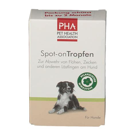 pha spot  tropfen fuer hunde shop apothekeat