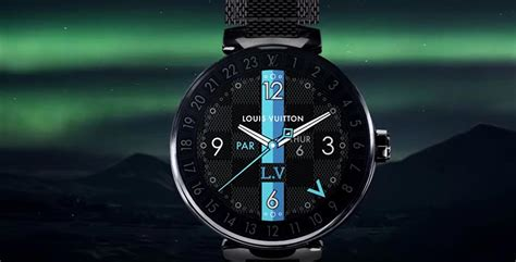 louis vuittons tambour horizon smartwatch launches