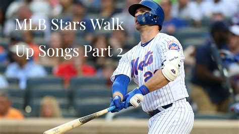 Be sure to subscribe for more daily. MLB Stars Walk Up Songs 2020 Part 2 - YouTube