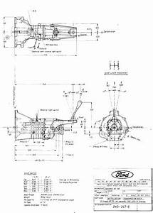 Ford Mt75 Gearbox Dimensions