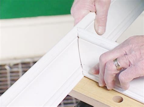 How To Install Crown Molding  Howtos  Diy