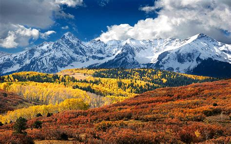 Colorado Mountains Hd Wallpaper