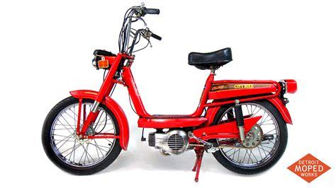 1975 Cimatti City Bike With Minarelli V1 1hp Engine (sold