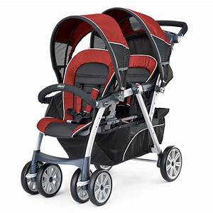 Amazon.com : Chicco Cortina Together Double Stroller ...