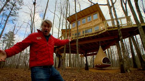 magical modern treehouse treehouse masters animal planet