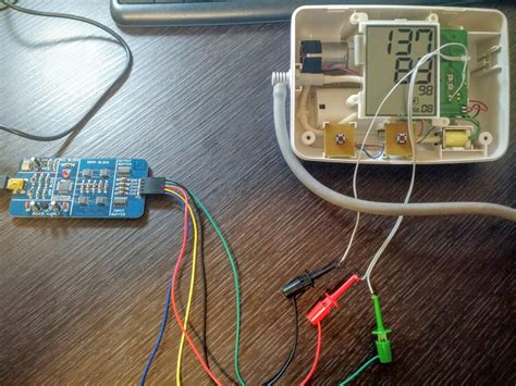 Hacking a Blood Pressure Monitor | Electronics Infoline