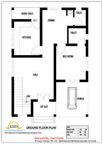 square floor plans house plan and elevation 1700 sq ft kerala home