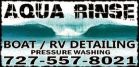 Boat Detailing Pinellas County by Aqua Rinse Boat Detailing And Washing Services