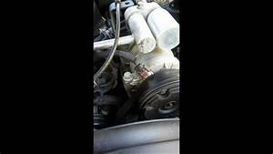 2000 Chevrolet Silverado A  C Compressor Noise