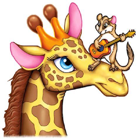 funny giraffe images