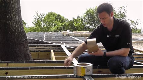 Grace Vycor Plus Deck Protector by Deck Building Best Practice 3 Tips Including Grace