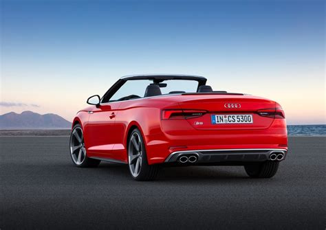 2018 Audi Rs5 Cabriolet Rendered