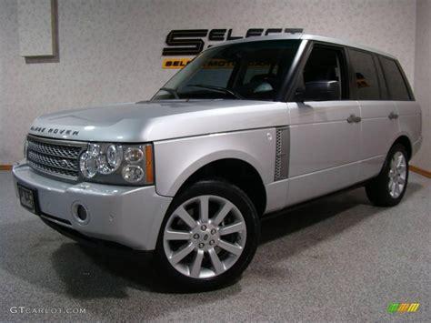 2006 Zambezi Silver Metallic Land Rover Range Rover