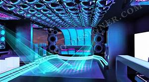 Club design ideas in 3d night club design ideas for Nightclub design ideas