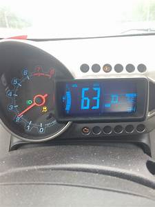2012 Chevy Sonic  Reduced Engine Light  Code 84