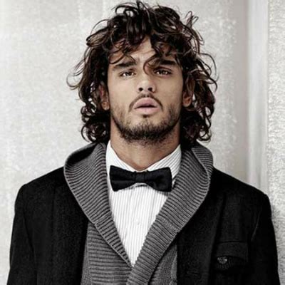 The Best Curly/Wavy Hair Styles and Cuts for Men   The