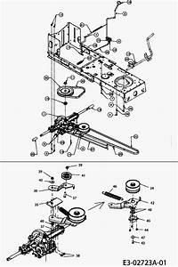Help Please Drive Belt Simplicity Zt1644 Hydro - Mytractorforum Com