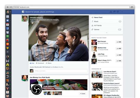 Facebook News Feed Changes And American