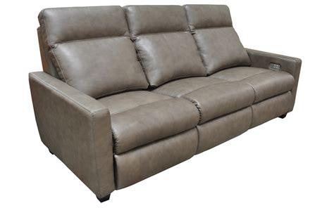 legacy leather sofa