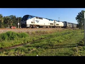 Longest Passenger Train in the World 50 Cars Long! - YouTube