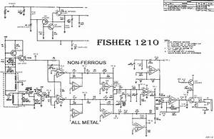 Fisher Model 1210-x