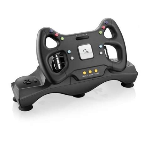 Volante Formula 1 by Volante Multilaser 2 Em 1 Formula 1 Js069 Xbox360 Pc