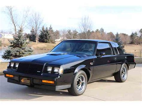 Grand National Car For Sale by 1987 Buick Grand National For Sale On Classiccars