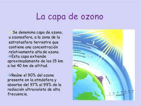 maqueta de capa de ozono efecto invernadero