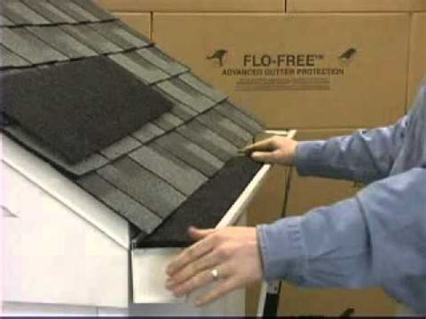 How To Install Flofree Leaf Guard Youtube