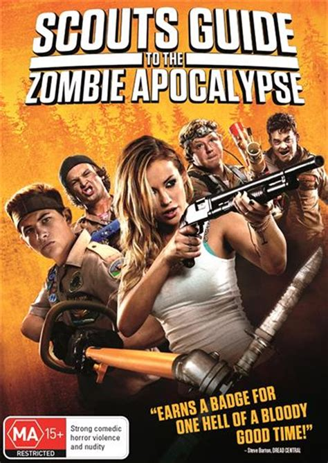 zombie apocalypse scouts guide movie dvd fanart thuis poster horror movies sanity films tv pathe amazon logan