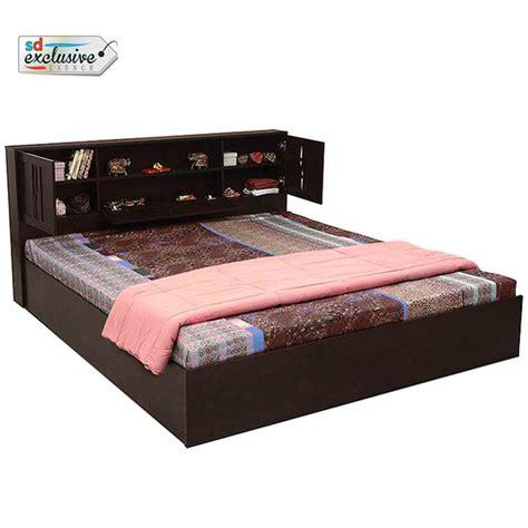 Hydraulic Bed by Big Home Lucas King Size Hydraulic Storage Bed Buy Big