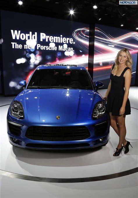Porsche Macan Sound Turbo V6 La Auto Show 2013 by New Porsche Macan Bows In At 2013 La Auto Show Images