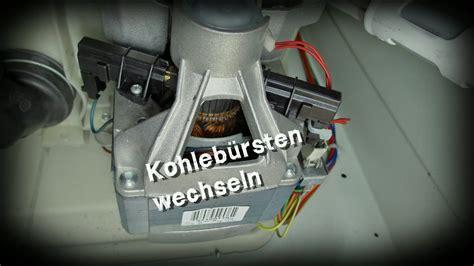bosch waschmaschine defekt kohleb 252 rsten wechseln waschmaschine