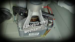Waschmaschine Kohlen Wechseln : kohleb rsten wechseln waschmaschine youtube ~ Eleganceandgraceweddings.com Haus und Dekorationen