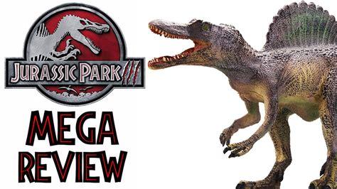 Jurassic Park 3 - Mega Review - YouTube