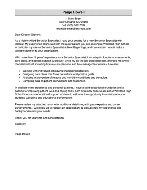 Elite Resume Writing Cover Letter by Free Social Services Cover Letter Exles Templates
