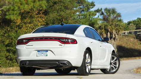 dodge charger rt review autoevolution